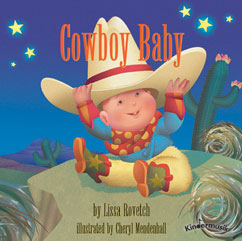 Cover for Cowboy Baby