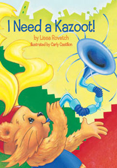 Cover for I Need a Kazoot!