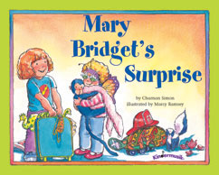 Cover for Mary Bridget's Surprise