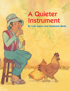 Cover for A Quieter Instrument