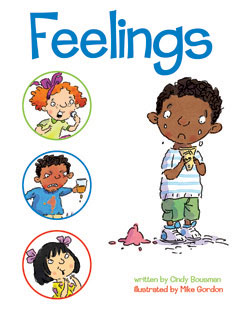 Cover for Feelings