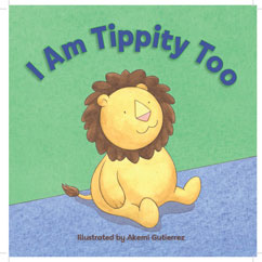 Cover for I Am Tippity Too