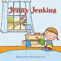 Cover for Jenny Jenkins