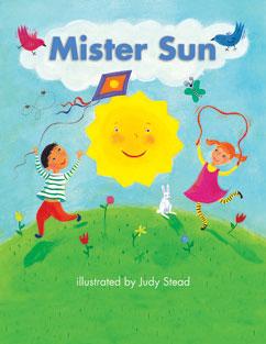 Cover for Mister Sun