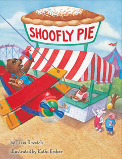 Cover for Shoofly Pie