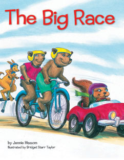 Cover for The Big Race