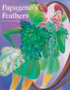 Cover for Papageno's Feathers