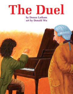 Cover for The Duel