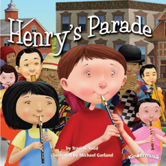 Cover for Henry's Parade