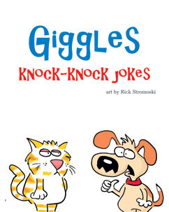 Cover for Giggles Knock-Knock Jokes