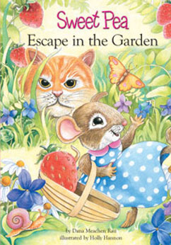 Cover for Sweet Pea: Escape in the Garden