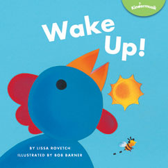 Cover for Wake Up!