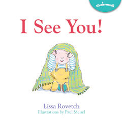 Cover for I See You!