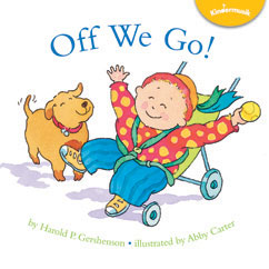 Cover for Off We Go!