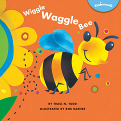 Cover for Wiggle Waggle Bee