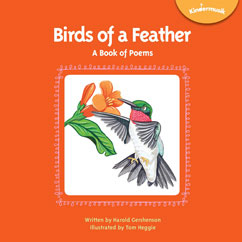 Cover for Birds of a Feather: A Book of Poems