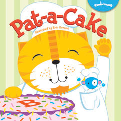 Cover for Pat-a-Cake