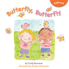 Cover for Butterfly, Butterfly