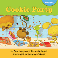 Cover for Cookie Party