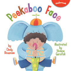 Cover for Peekaboo Face