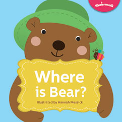 Cover for Where Is Bear?