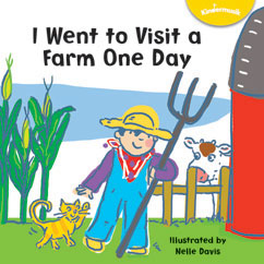 Cover for I Went to Visit a Farm One Day