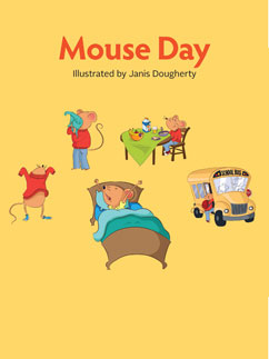 Cover for Mouse Day
