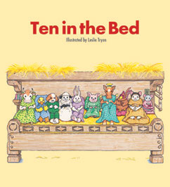 Cover for Ten in the Bed