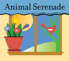 Cover for Animal Serenade