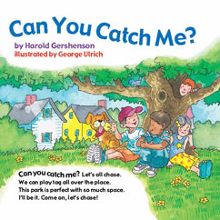 Cover for Can You Catch Me?