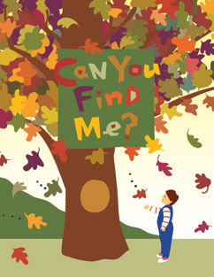 Cover for Can You Find Me?