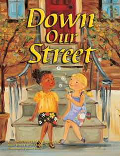 Cover for Down Our Street