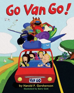 Cover for Go Van Go