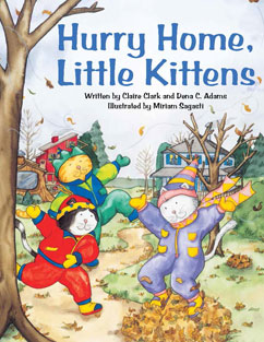 Cover for Hurry Home, Little Kittens