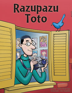 Cover for Razupatu Toto
