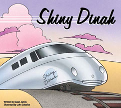 Cover for Shiny Dinah