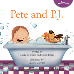 Cover for Pete & P.J.