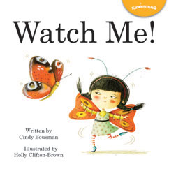 Cover for Watch Me!
