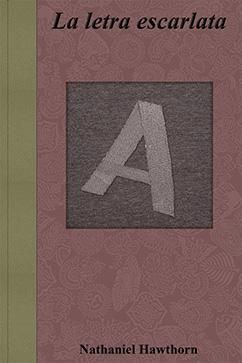 Cover for La letra escarlata