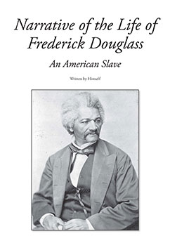 Cover for Narrative of the Life of Frederick Douglass