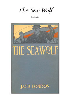 Cover for Sea-Wolf