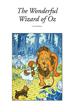 Cover for The Wonderful Wizard of Oz