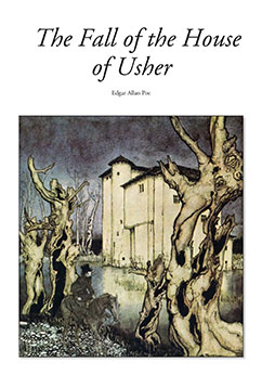 Cover for The Fall of the House of Usher