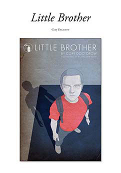 Cover for Little Brother