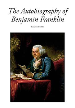 Cover for Autobiography of Benjamin Franklin