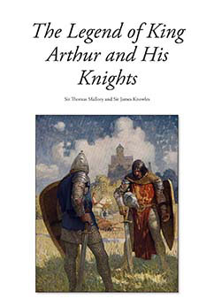 Cover for The Legend of King Arthur and His Knights