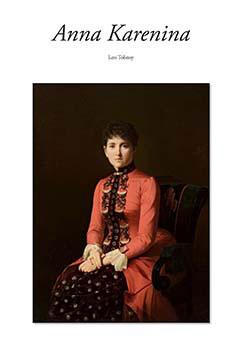 Cover for Anna Karenina