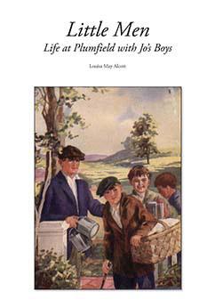 Cover for Little Men