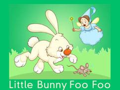 Cover for Little Bunny Foo Foo