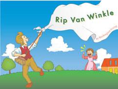 Cover for Rip Van Winkle